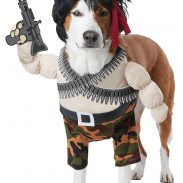 Action Hero Costume for Pets